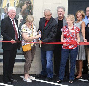 Batesville Area Resource Center ribbon cutting photo