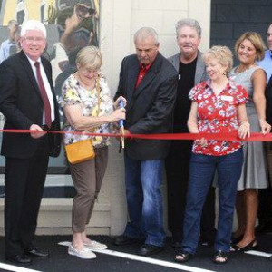 Batesville Area Resource Center ribbon cutting photo