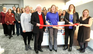 ClearPoint – Federal Bank & Trust ribbon cutting photo
