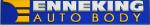Enneking Auto Body Inc. logo