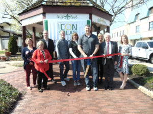 Icon Solar Power LLC ribbon cutting photo