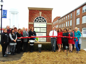 Southeastern IN Voices for Children ribbon cutting photo
