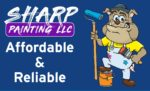 Sharp Painting LLC logo