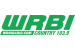 WRBI Country 103.9 logo